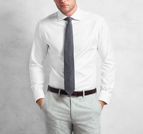 best twill dress shirt