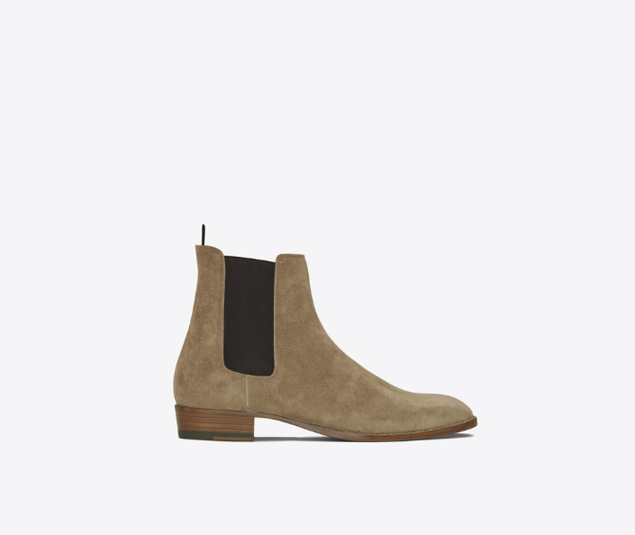 ysl chelsea boots