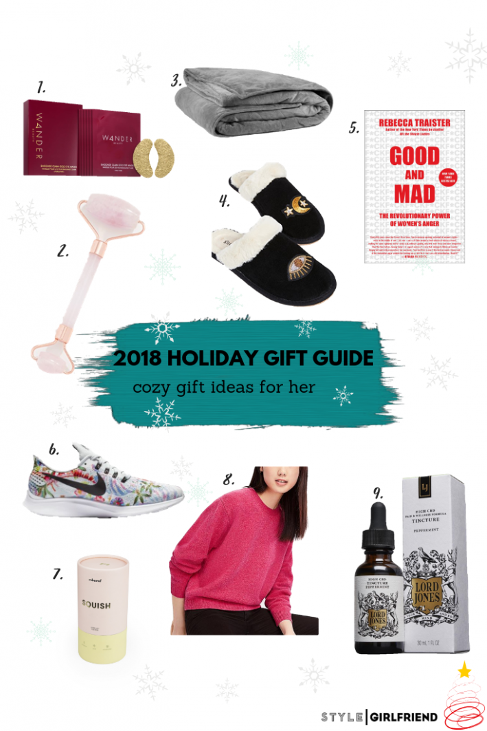 self care gift guide for her