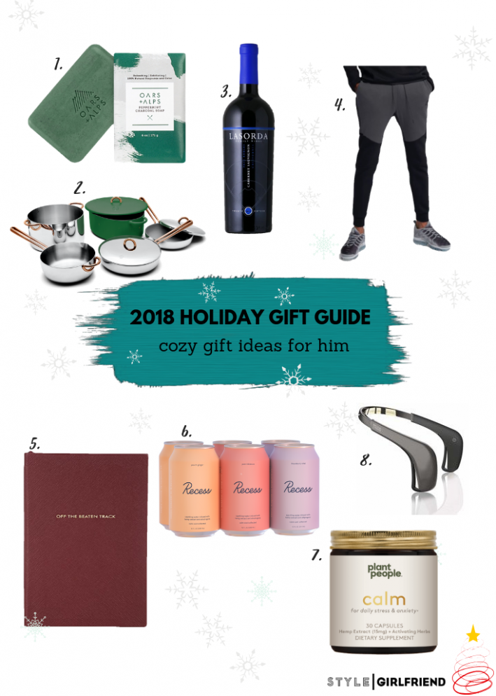 best self care gifts for him