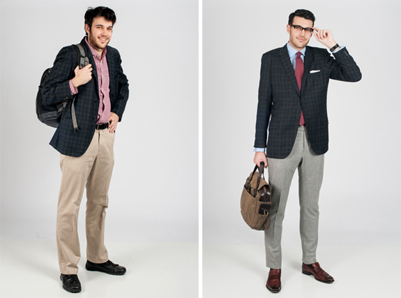men's style makeover