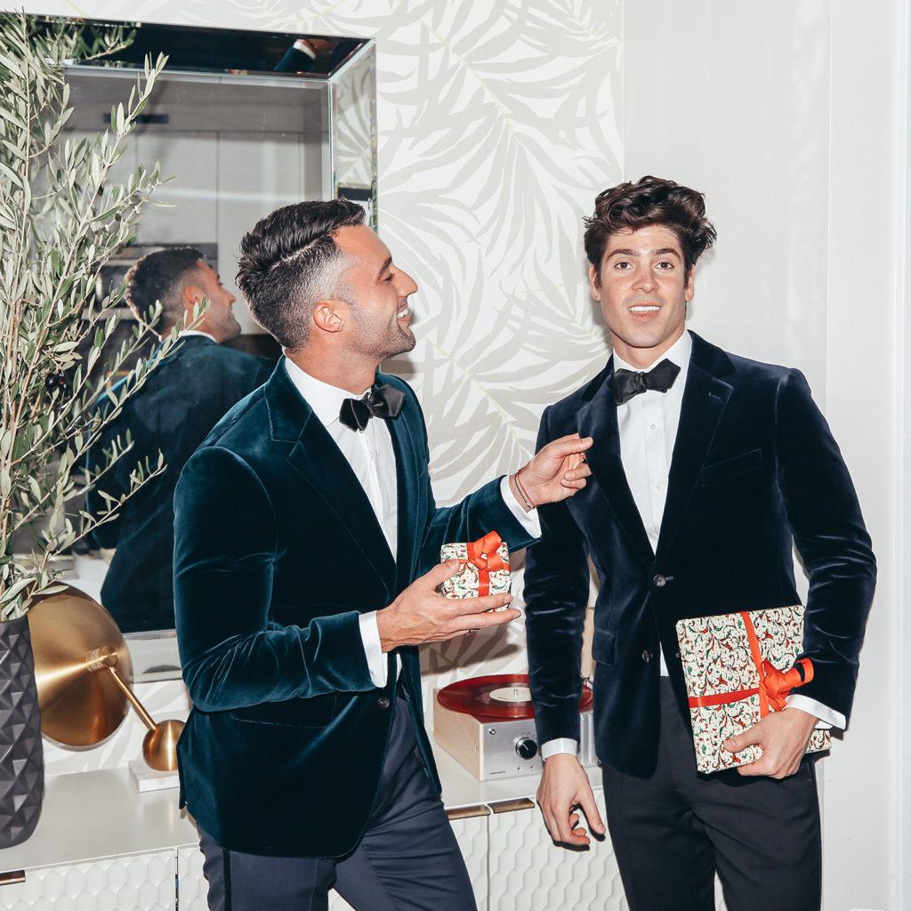 how to wear velvet tuxedo jacket