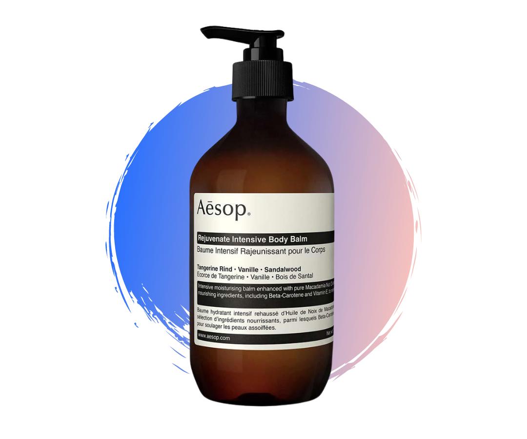 Aesop Rejuvenate Intensive Body Balm, body lotion for men