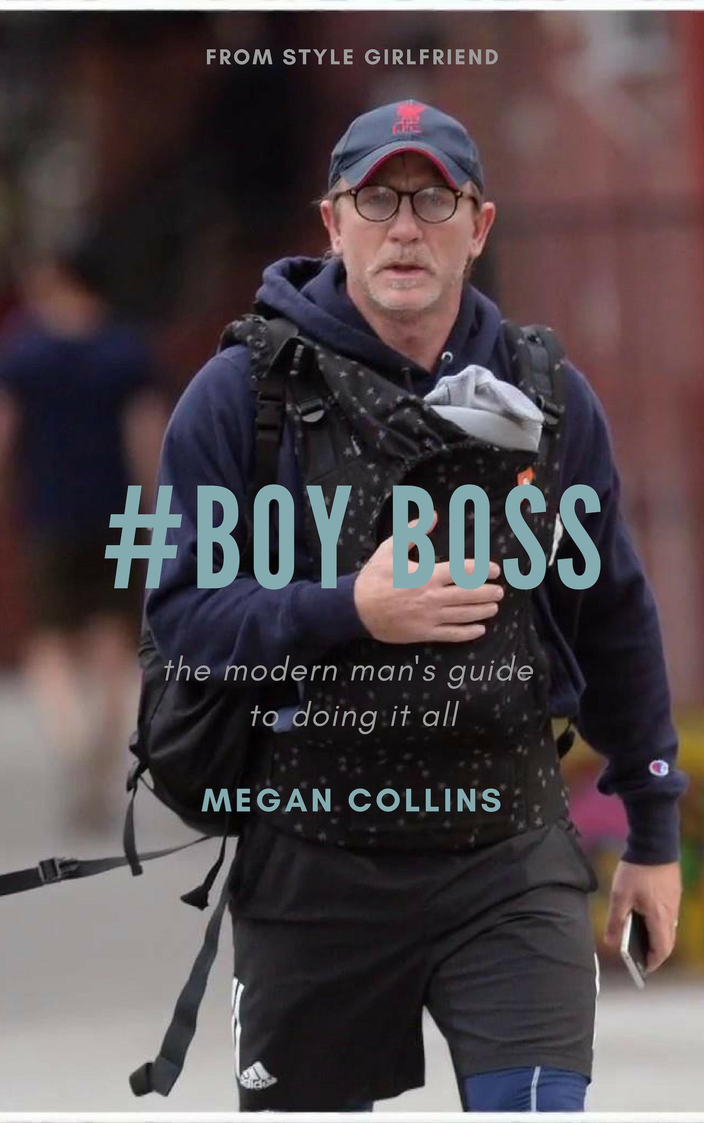 men's business book