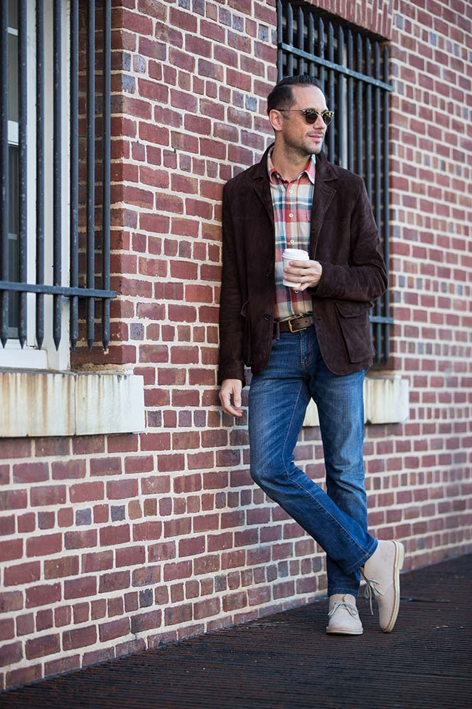 weekend style plaid flannel shirts for guys