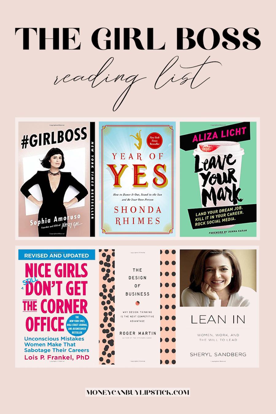 womens empowerment reading list