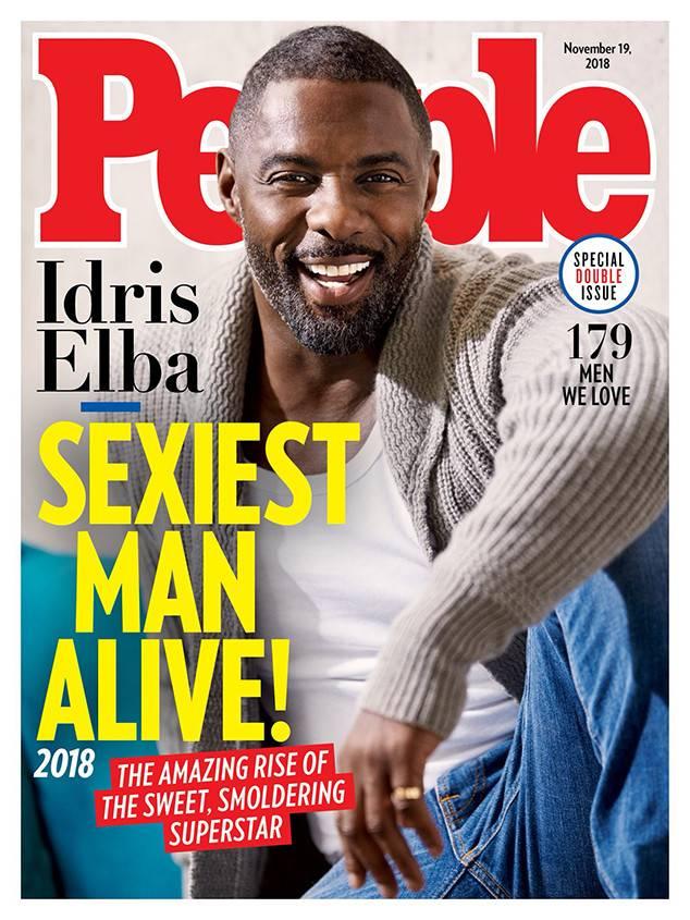 idris elba cardigan people sexiest man alive