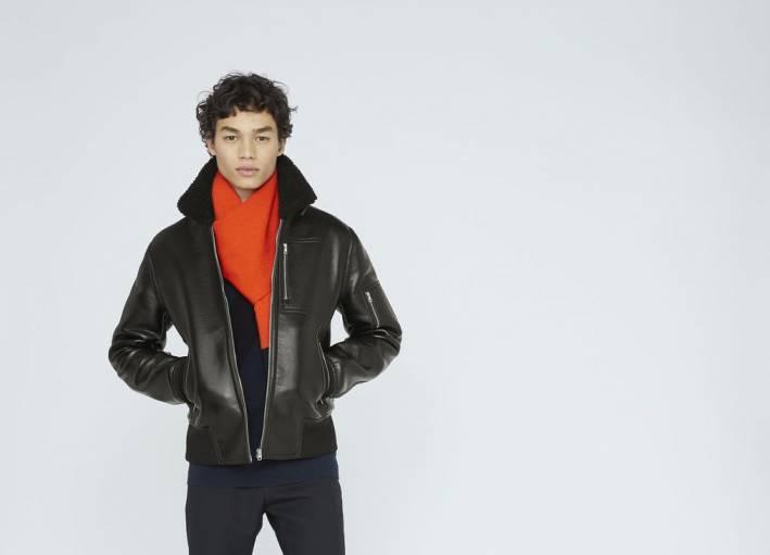 stella mccartney Liam Black Jacket