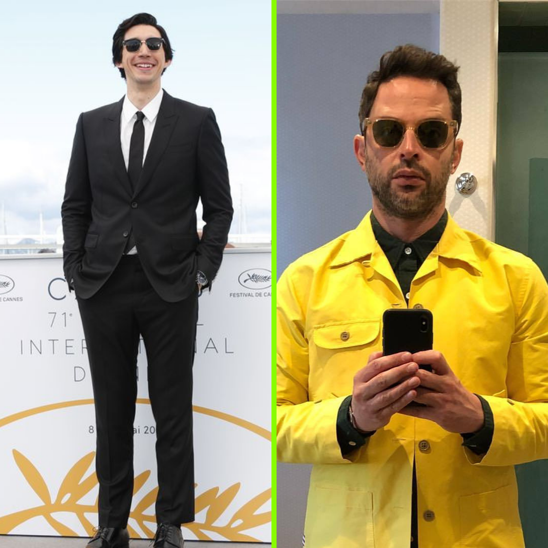 adam driver vs nick kroll sgmadness 2019 classic bracket