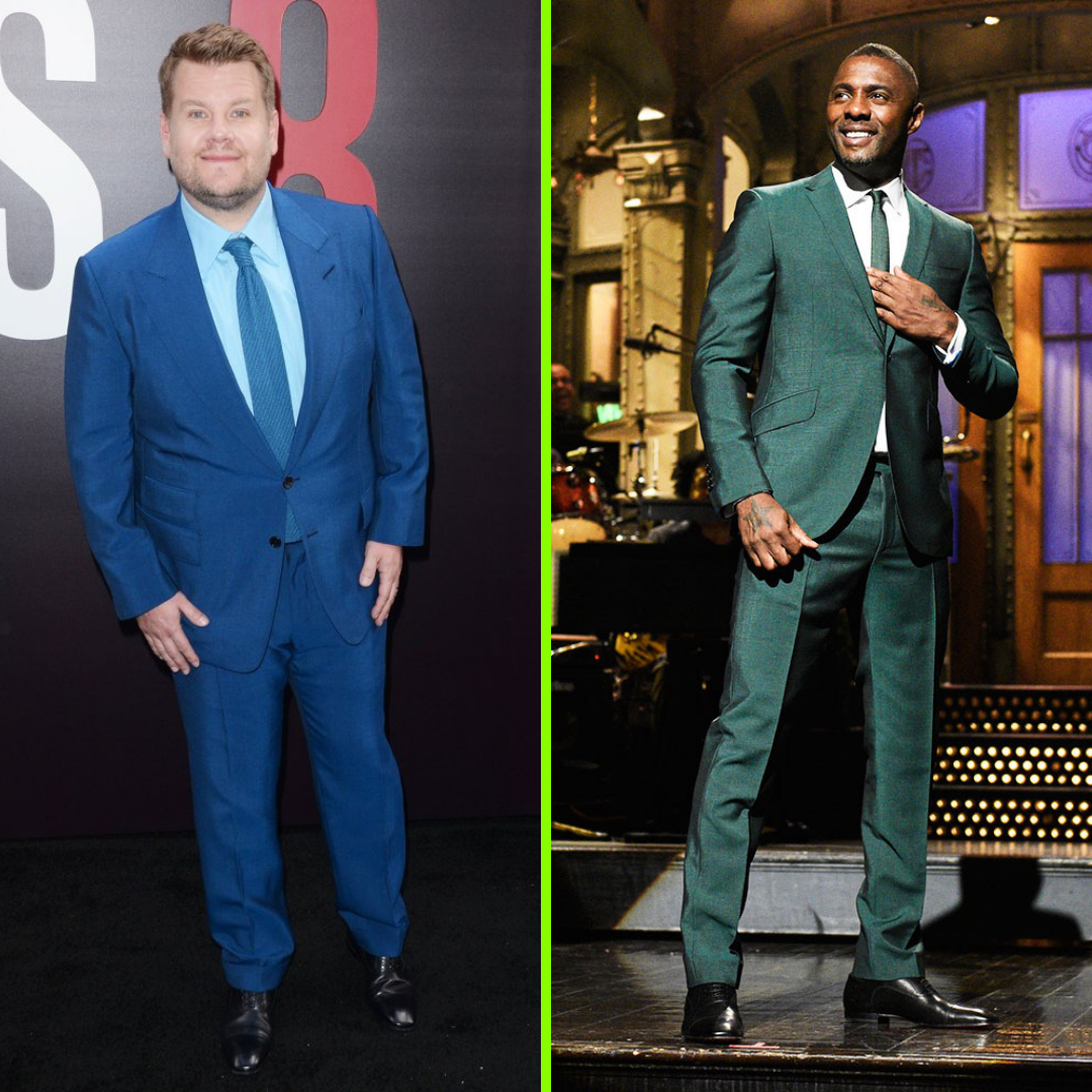 james corden vs idris elba sgmadness