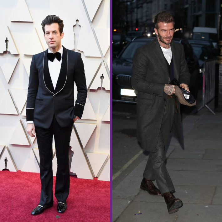 sg madness round 2 mark ronson vs david beckham