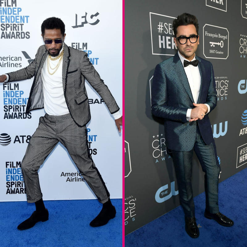 most stylish man 2019 lakeith stanfield dan levy