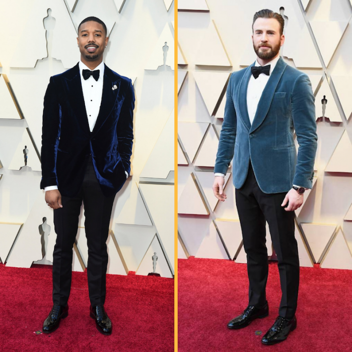 most stylish man 2019 michael b. jordan chris evans