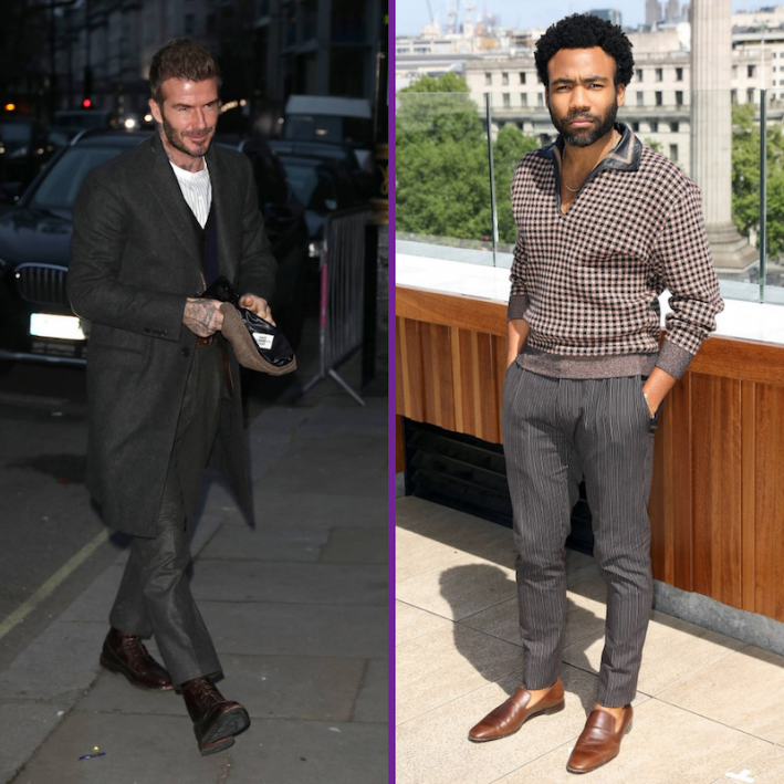 sg madness 2019 most stylish man david beckham donald glover