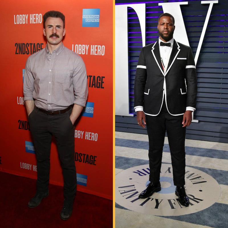 most stylish man 2019 chris evans or winston duke