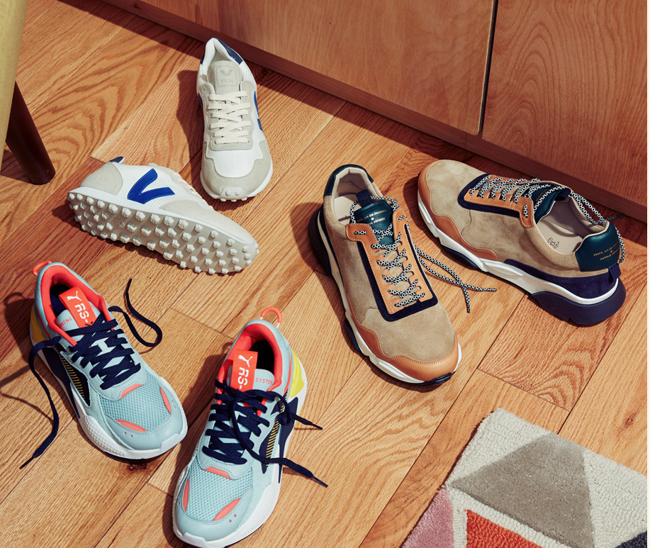 de18e792753 These Are the 9 Pairs of Shoes Every Guy Needs This Spring