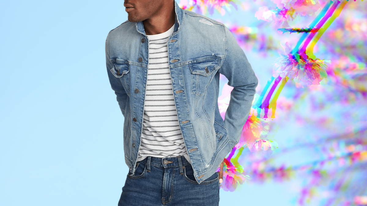 spring 2021 jackets for men