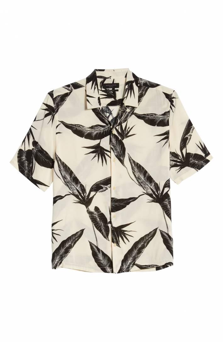 all saints birds of paradise shirt