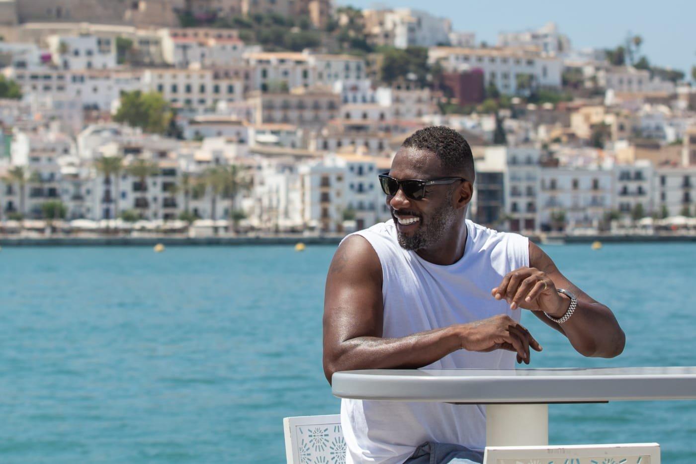 Idris Elba sunglasses