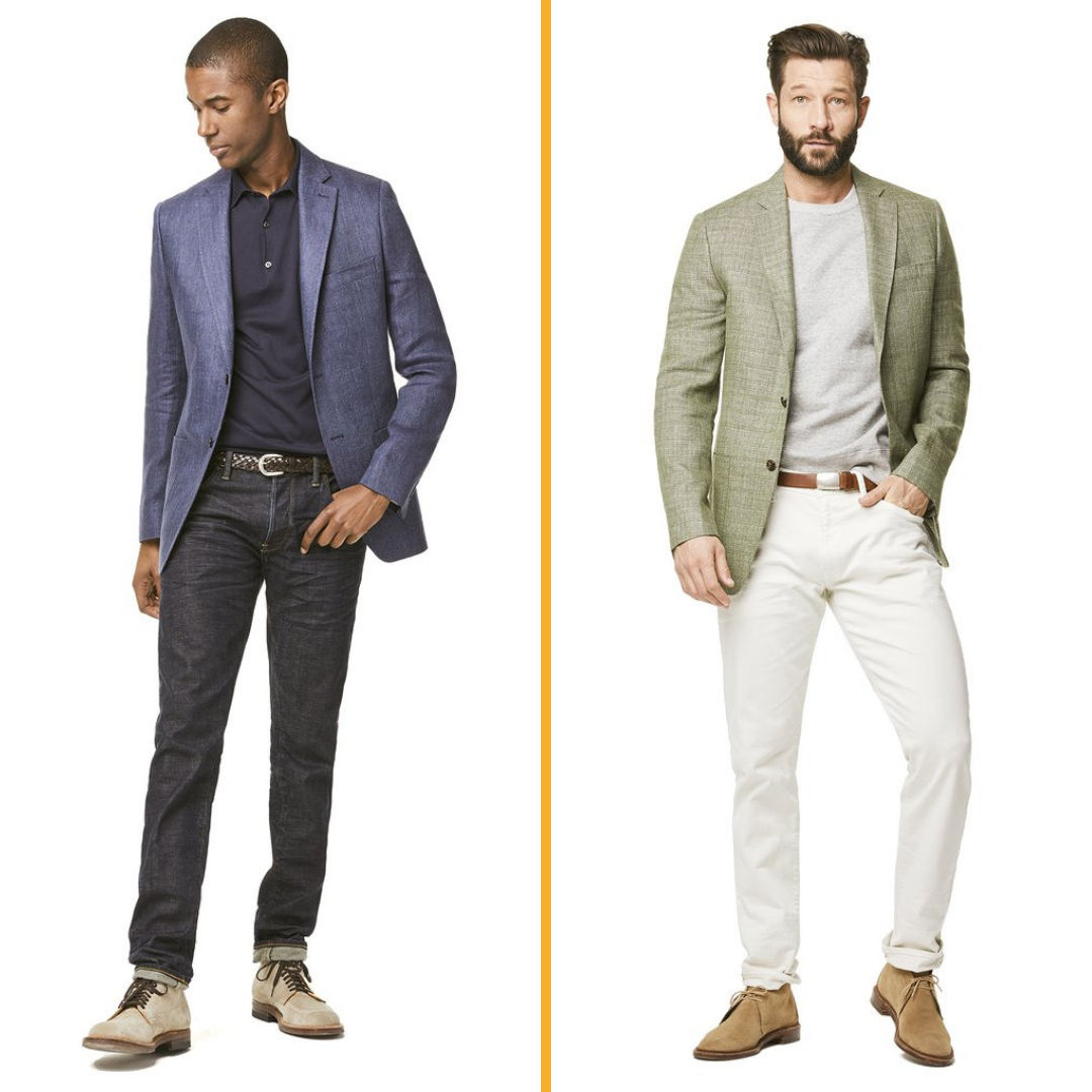 what to wear to a job interview in a creative field