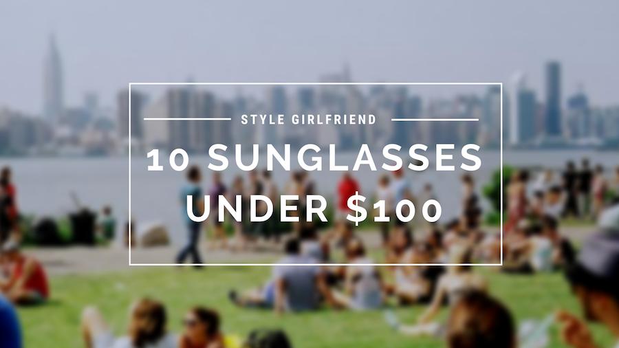 men's sunglasses under $100