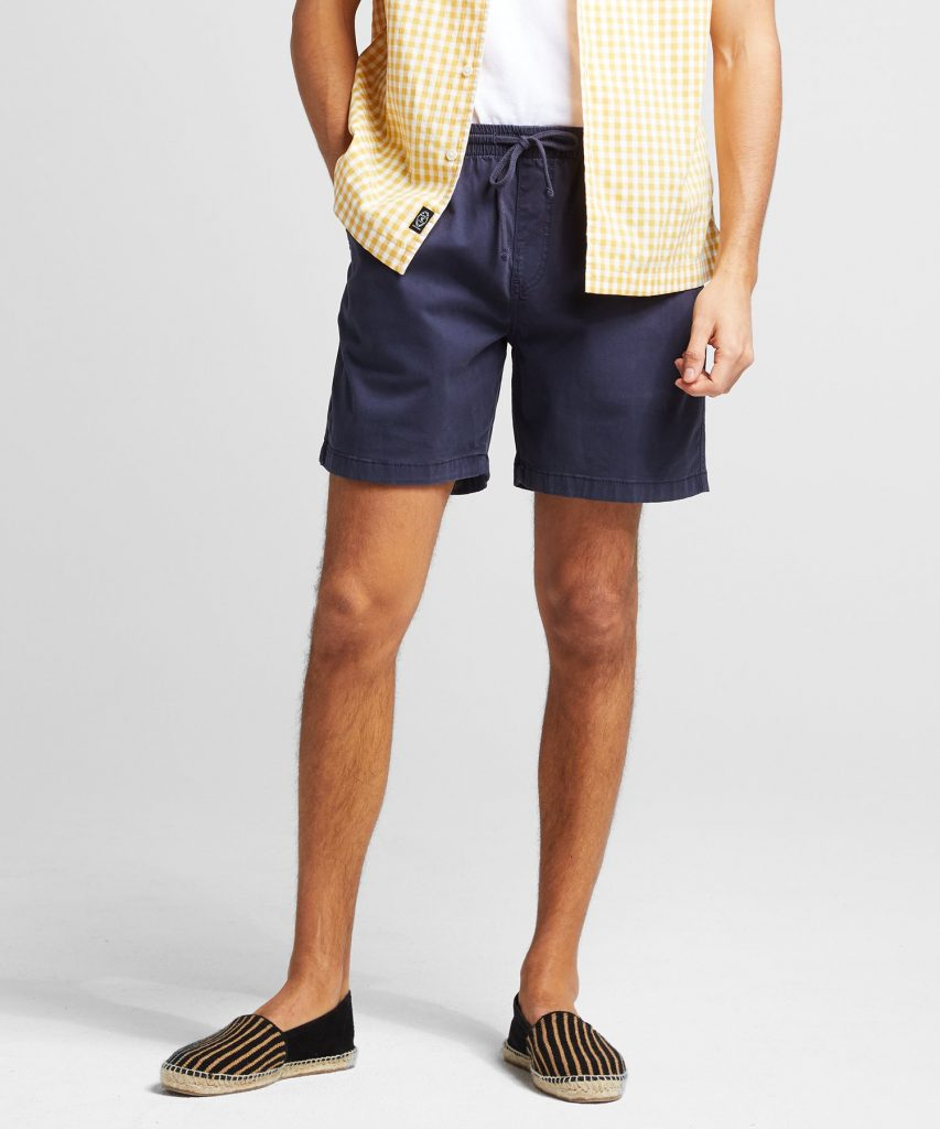 todd snyder weekend drawstring short, best 7-inch shorts for guys