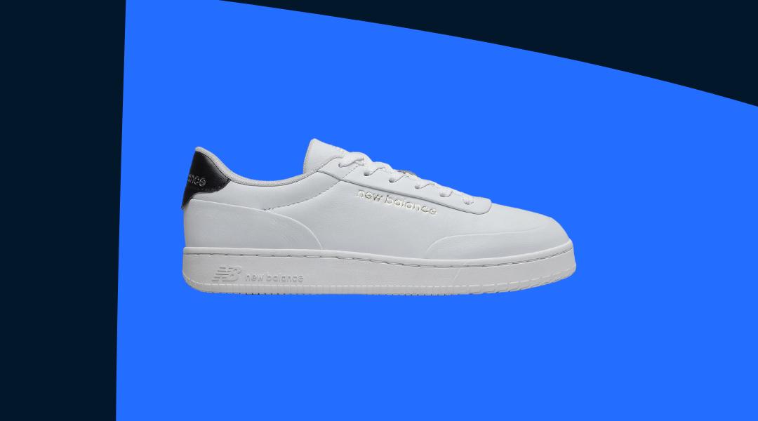 New Balance Court Sneaker in White