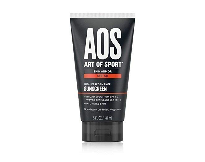 art of sport sunscreen
