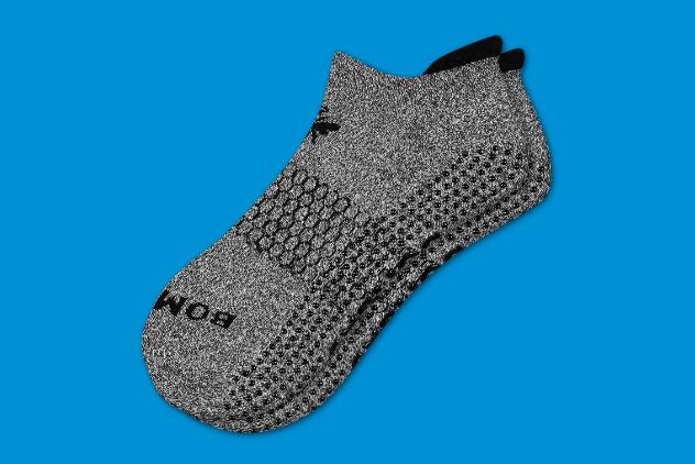bombas gripper socks for men
