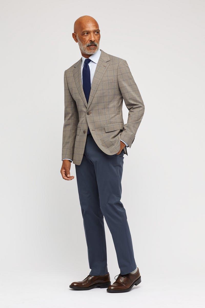 men's business professional dress code