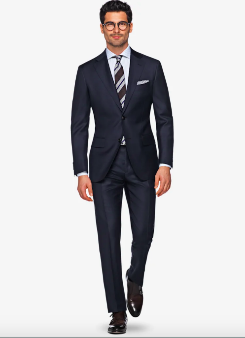 men's business formal dress code