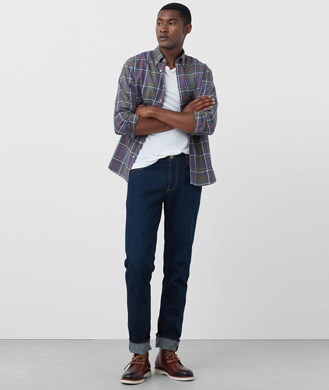 casual workplace style for men