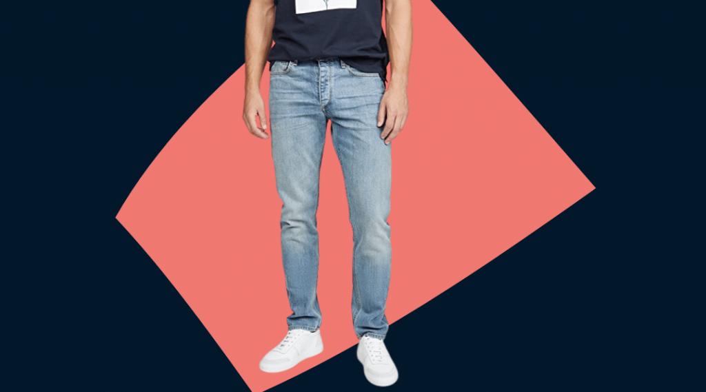 men's lightwash jeans summer 2020