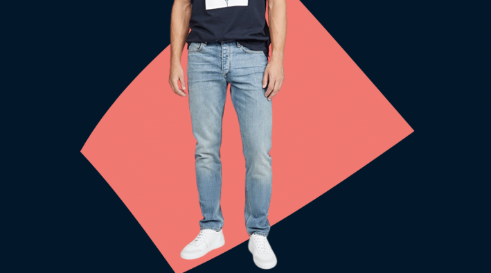 men's lightwash jeans summer 2020