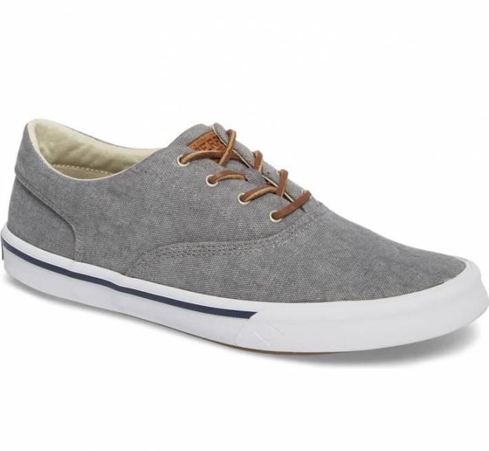 sperry grey sneakers