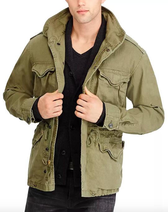 polo ralph lauren field jacket