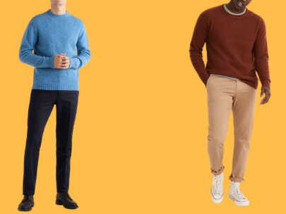 Shopping Roundup: 20 Fall Sweaters for Guys