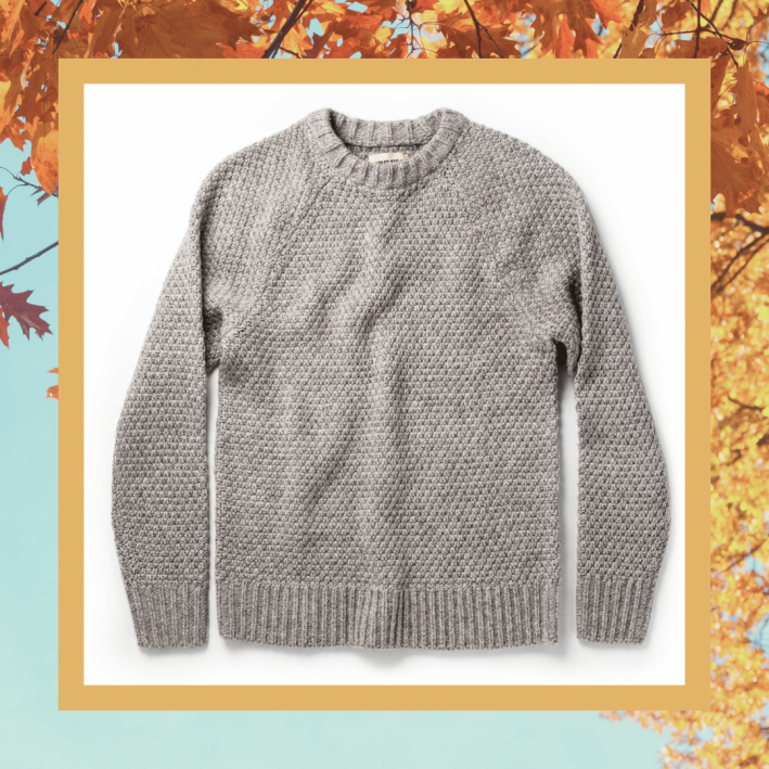 best fall sweaters for men