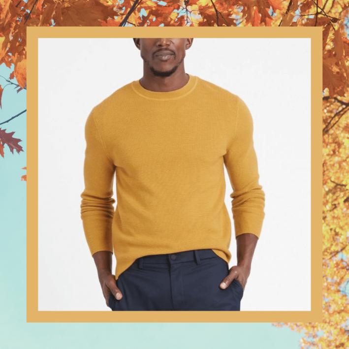 merino wool banana republic men's sweater