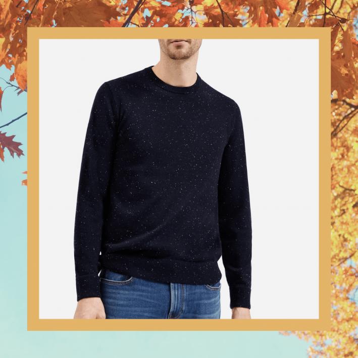 everlane men's sweater