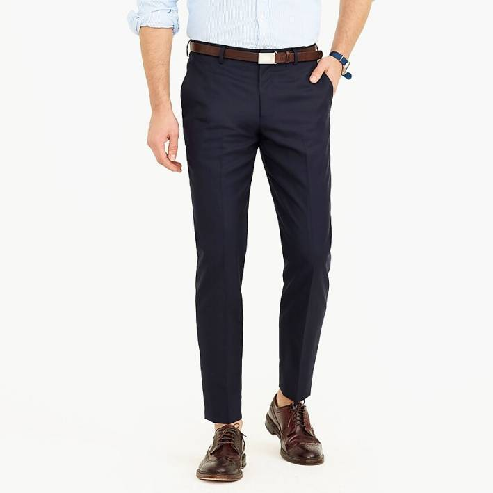 Dress Pants and Wool Trousers