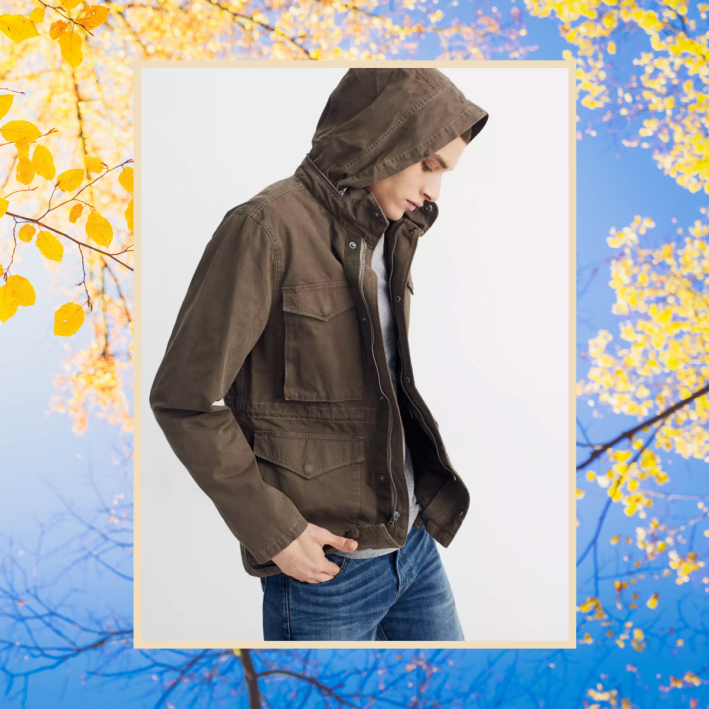 madewell men's field jacket