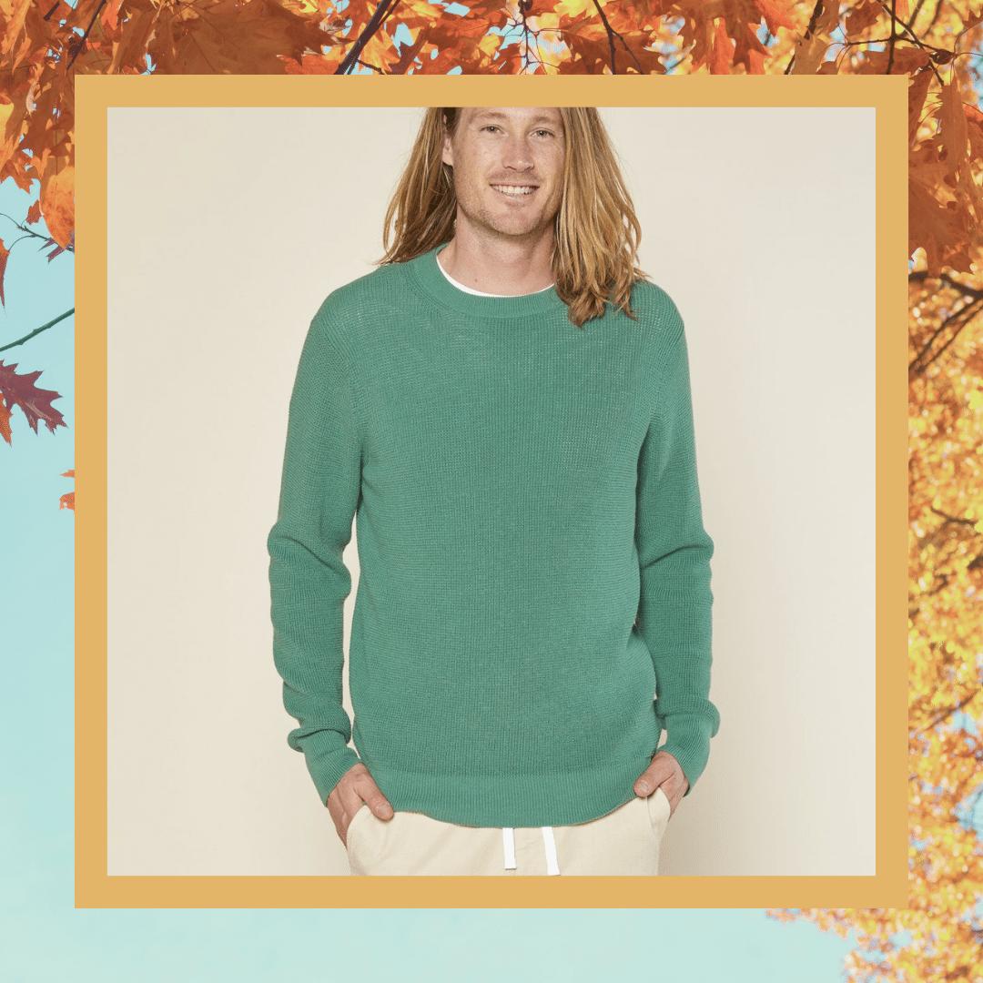 outerknown sundowner sweater