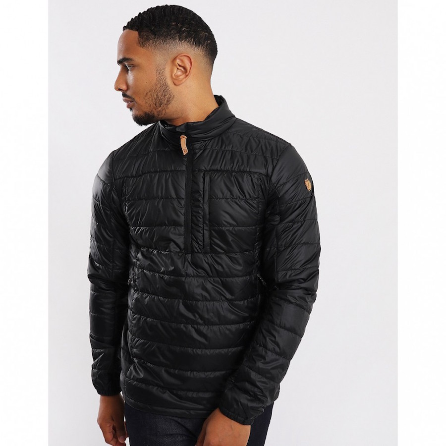 fjallraven abisko padded pullover, affordable puffer jackets for men