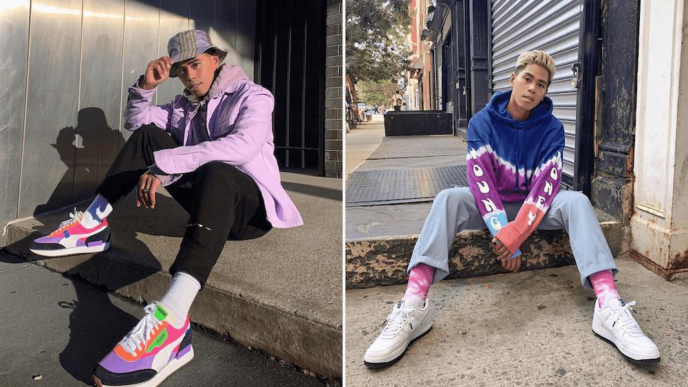 cool socks 2020 men's fashion trends