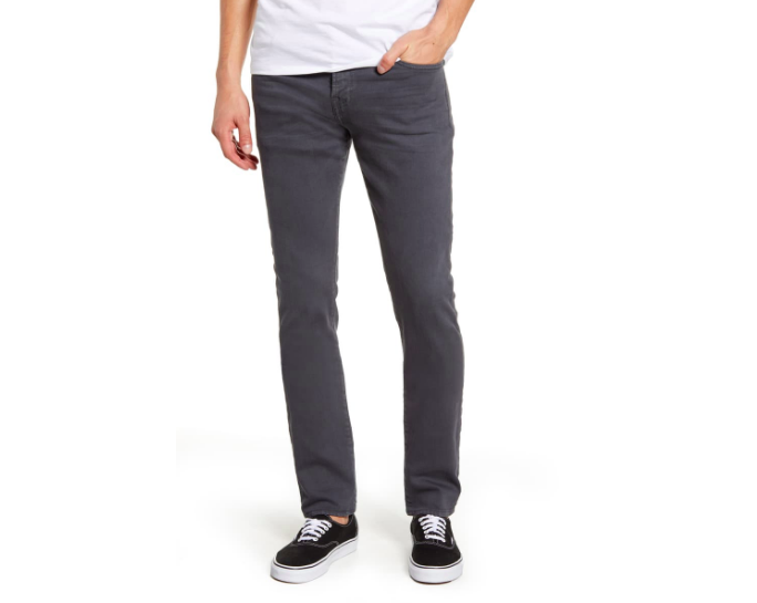 7 for all mankind twill 5-pocket pants