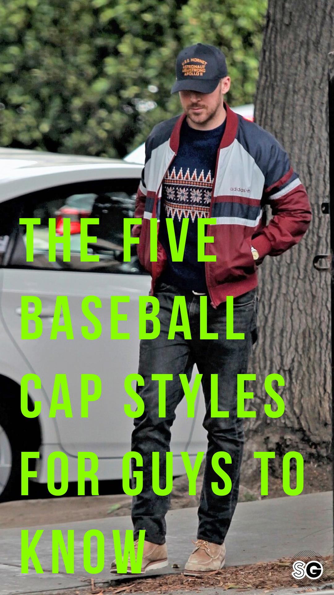 the best baseball caps for guys