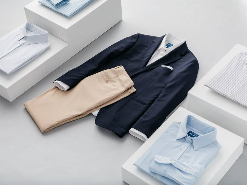 4 Men's Business Casual Outfits for the New Year