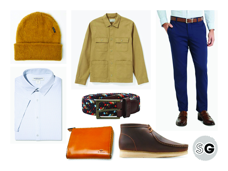 how to wear performance chinos, what to wear with performance chino pants