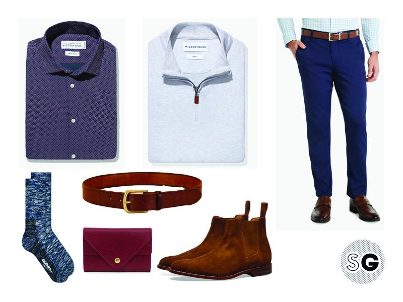 tech pant outfit ideas